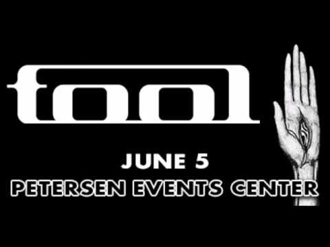 Tool Pittsburgh 6-05-17 Peterson Events Center