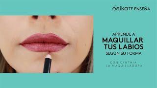 Cómo maquillarme los labios según su forma - Tutorial -  Ésika thumbnail