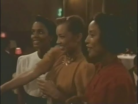 Stompin' at the Savoy 1992, Lynn Whitfield, Vanessa Williams, Jasmine Guy, Mario Van Peebles