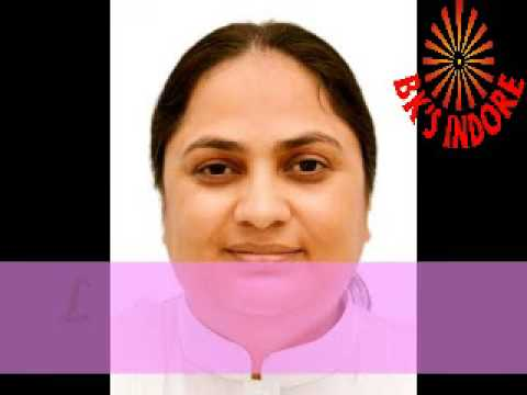 Bhog ka Mahatav Class BK Geeta Bahan at Indore