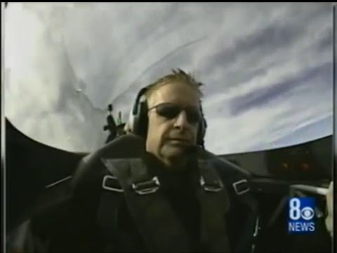 Top Gun Experience, 8 News Now Las Vegas, Feb. 9, 2011