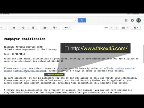 This Is How To Tell If An Email Is Spam (A.K.A. Phishing)