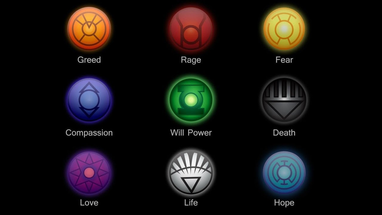 All Lantern Oaths Youtube