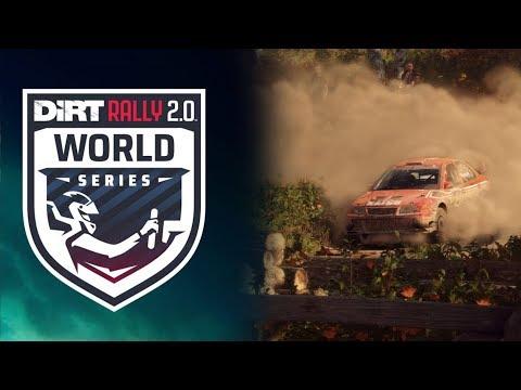 Dirt Rally 2.0 | World Series Qualifiers: Round 2: USA