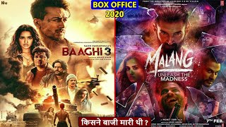 Baaghi 3 vs Malang 2020 Movie Budget, Box Office Collection, Verdict and Facts   Tiger Shroff