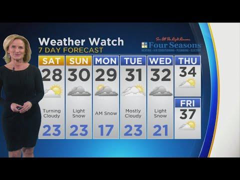 CBS 2 Weather Watch 10 P.M. 2/15/19