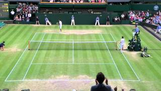 2013 Day 11 Highlights: Andy Murray v Jerzy Janowicz