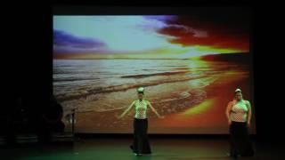 Azulmavi Flamenko Gösterisi 2016- Tangos