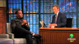 Ciroc Apple - Seth Meyers and Diddy Taste (Dec 2015)