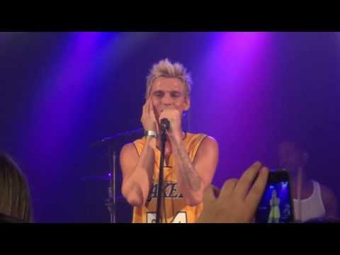 Aaron Carter - Do You Remember LIVE Montreal 2013