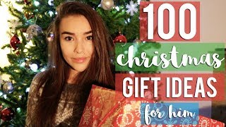 100 CHRISTMAS GIFT IDEAS FOR HIM- Boyfriend, Brother, Dad etc.
