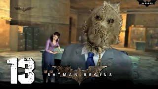 Batman Begins (PS2) walkthrough part 13
