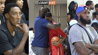 Download NBA Players' Kids in ACTION! Bronny James, Shareef O'Neal, Cole Anthony, Bol Bol and MORE! Mp3 and Videos