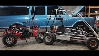 Honda Gx160 Twin Engine Pro Kart – Lylc