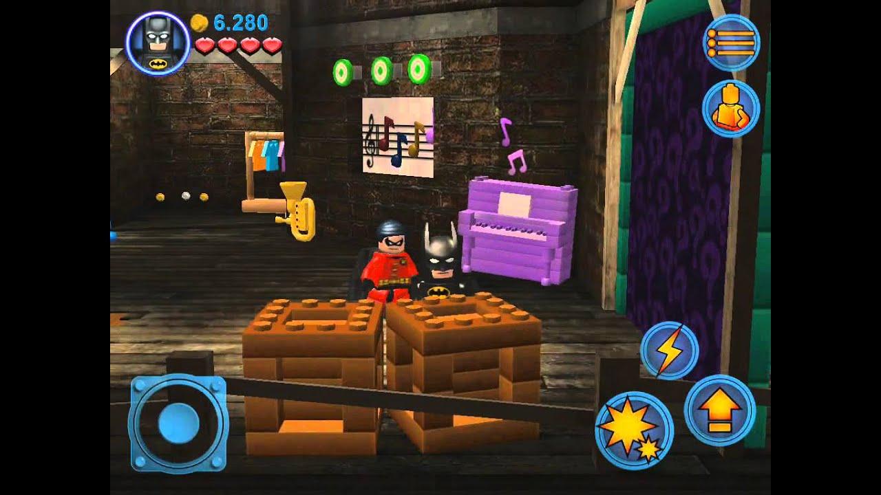 Скачать игру лего бэтмен 2 бесплатно на андроид