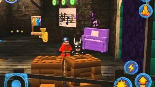 LEGO Batman: DC Super Heroes - Gameplay Video 2