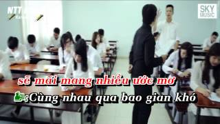 [Karaoke] Khúc Ca Bạn Bè - Nhiều Ca Sĩ (full beat)