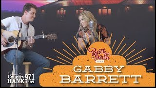 Gabby Barrett - The Good Ones (Acoustic)