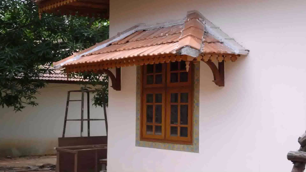 South Indian House Window Designs
