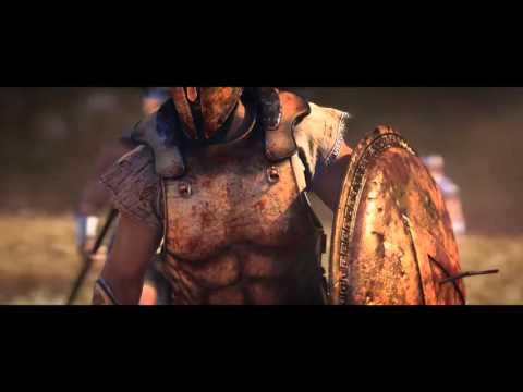Спарта׃ Война империй - официальный трейлер