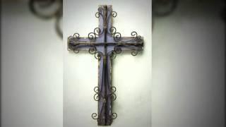 Metal Wall Crosses & Christian Crosses At Saveontapestries.com