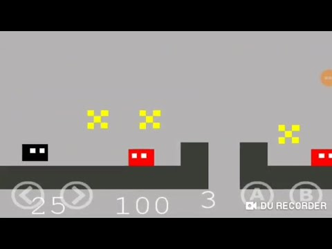 I CREATED A 2D PLATFORMER GAME IN ANDROID GAME CREATOR APP