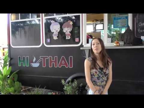 HI Thai Food Truck, Maui Hawaii