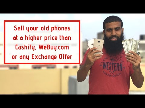 Sell used phones at higher price than Cashify, WeBuy.com or any Exchange Offer Mp3