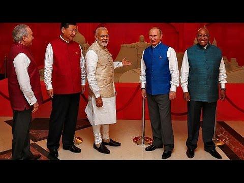 Brics nations seek to build bridges at Goa summit