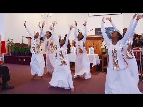 "Anointed Praise Dance Ministry ""Thank You""-Richard Smallwood (Powerful Praise Dance)"