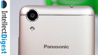 Panasonic Eluga Ray Unboxing Features And ARBO Overview
