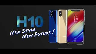 Homtom H10 Notch Full display Smartphone