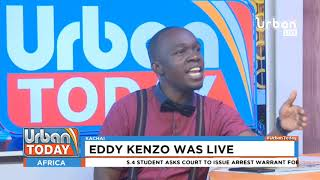 #UrbanToday: What next for Eddy Kenzo after emotional Facebook video?