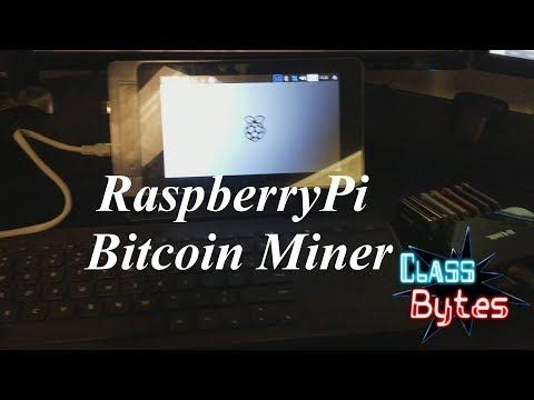 Raspberry Pi 3 Bitcoin Mining Walk-through Using BFGMiner! ASIC Erupter Bitmain Antminer