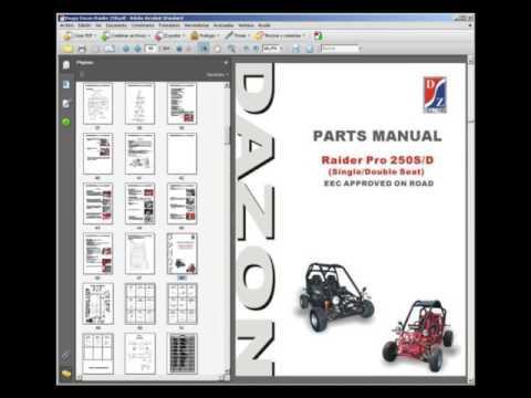 Dazon raider 250 buggy service manual spare parts catalogue dazon raider 250 buggy service manual spare parts catalogue swarovskicordoba Choice Image
