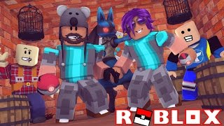 LUCARIO IS SO OP!!!! | Pokémon Brick Bronze [#8] | ROBLOX w/ Thinknoodles
