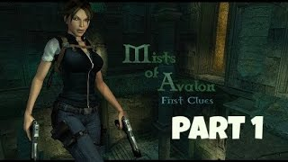 Tomb Raider: Mists of Avalon [Croft Manor]