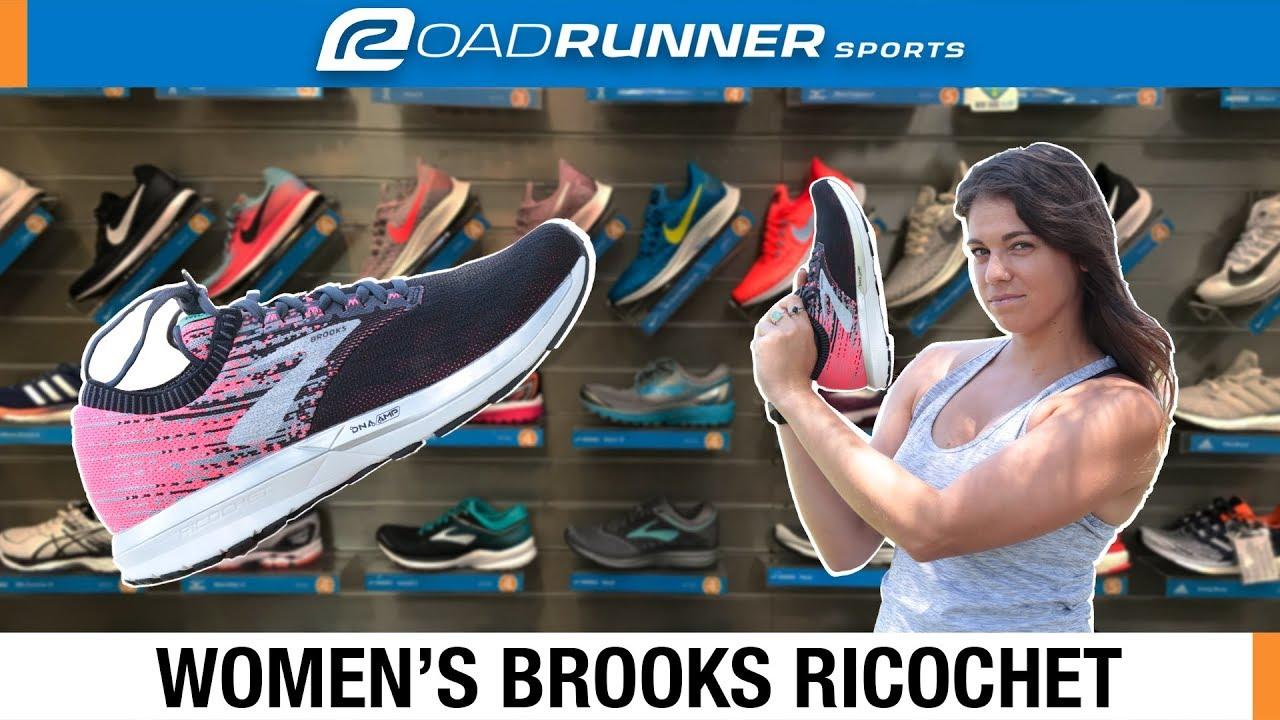 brooks ricochet womens