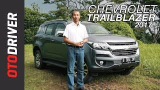 Chevrolet Trailblazer 2017 Review Indonesia | OtoDriver