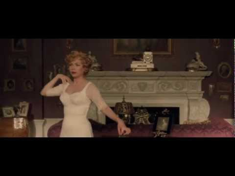 Solo dance scene | My Week with Marilyn (2011)