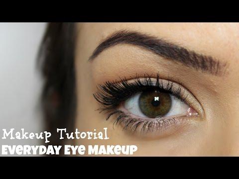 Everyday Eye Makeup | 5 Steps | Makeup Tutorial