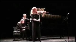 """Stephanie Chase plays """"Obertass"""" Mazurka by Henryk Wieniawski"""