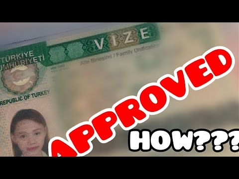 TURKEY VISA FOR FILIPINO | HOW TO APPLY FOR A VISA