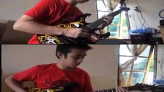 Gugur Bunga Instrumen Cover - Lijun D'Flowers Gitar Session