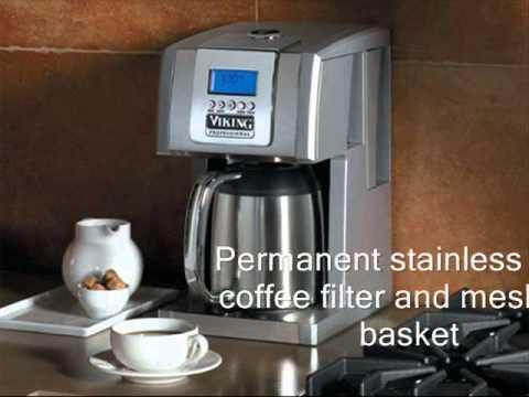 Viking Coffee Maker YouTube - Viking coffee maker
