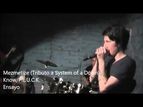 System of a Down- Know/ P.L.U.C.K. (Mezmetize - Cover Band)
