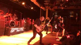 Download Video Cattle Decapitation - Your Disposal (feat. Richie Brown of Mindscar) - LIVE on 70000tons 2017 MP3 3GP MP4
