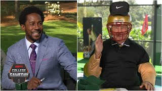 Jack Nicklaus, Desmond Howard And Lee Corso's Masters And Week 11 Picks | College GameDay