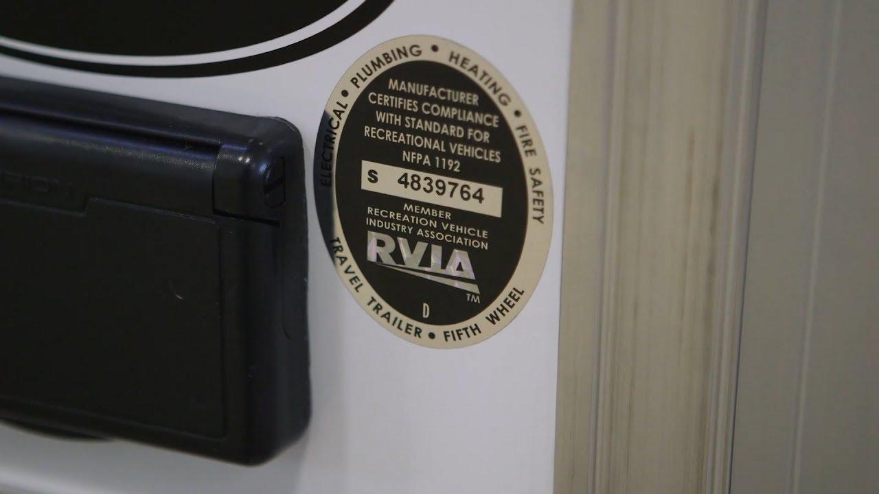 Rvia Certification Yetti Outdoors Youtube