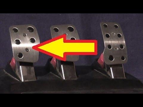 Переключение передач МКПП #2.  Рывки